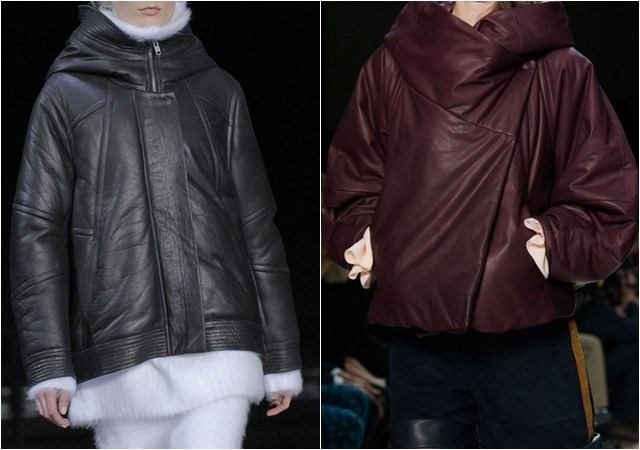 duvet Jackets fall winter 2014-2015