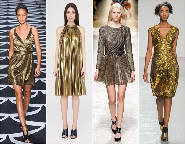 Cocktail Dresses Trends Fall-Winter 2014-2015 | Cinefog
