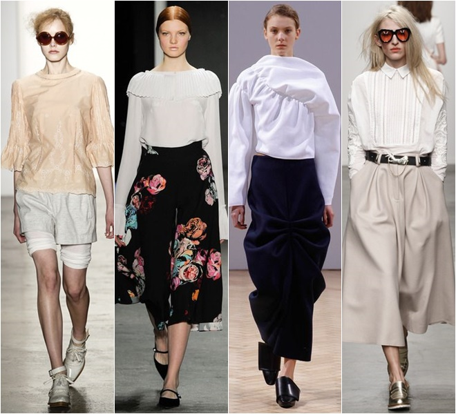 Ruffle Vintage white and ivory Blouses Fall-Winter 2014-2015  (4)