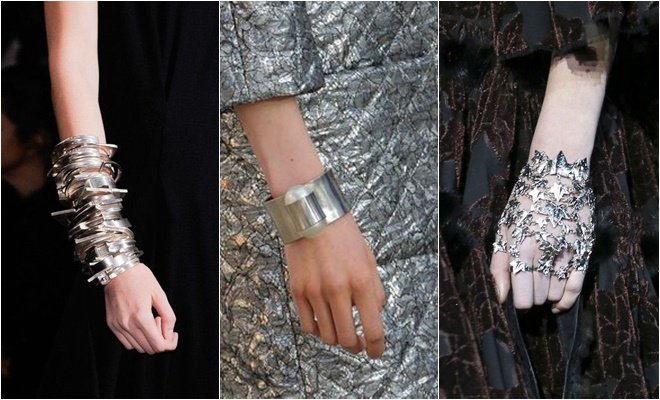 silver designer bracelets 2014-2015 Fall-Winter