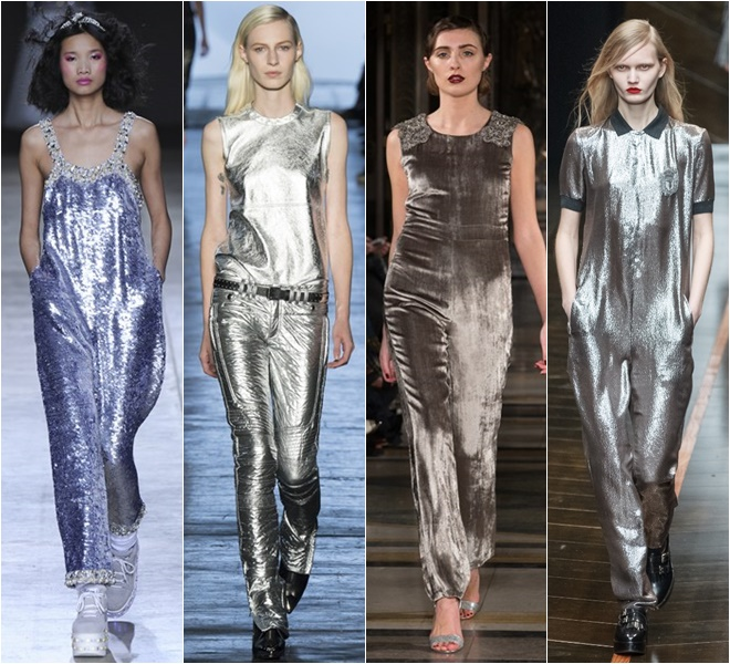 Shining Jumpsuits 2014-2015 Fall-Winter Fashion Trends