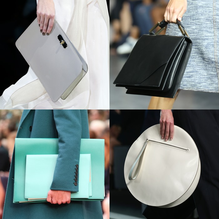 Flat bags Spring-Summer 2015