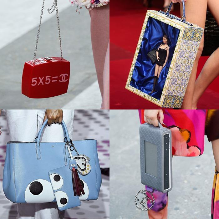 Fancy bags Spring-Summer 2015