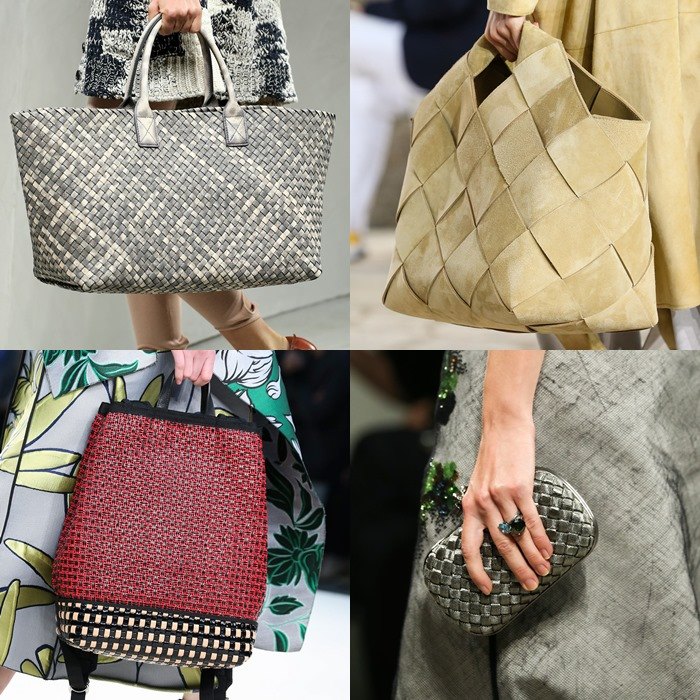 Woven bags Spring-Summer 2015