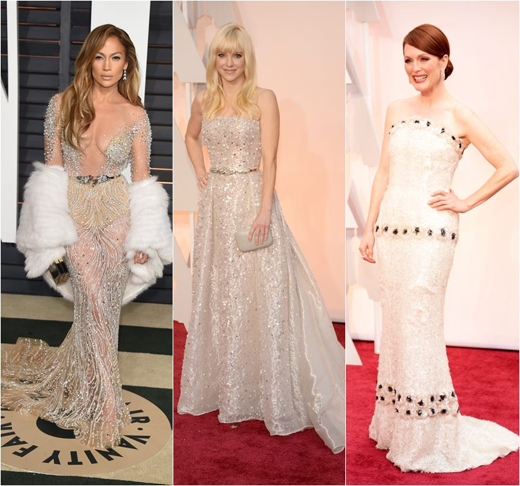 Oscar 2015 dresses: Jennifer Lopez, Anna Faris and Juliane Moore
