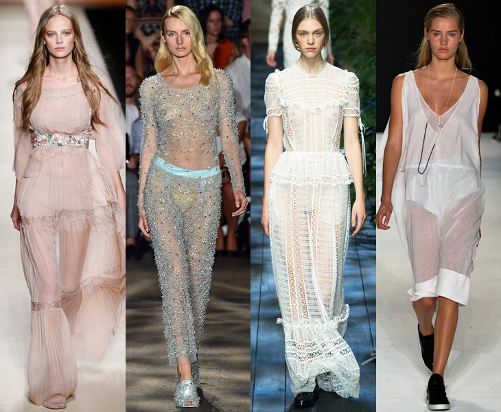 see through dresses spring summer 2015