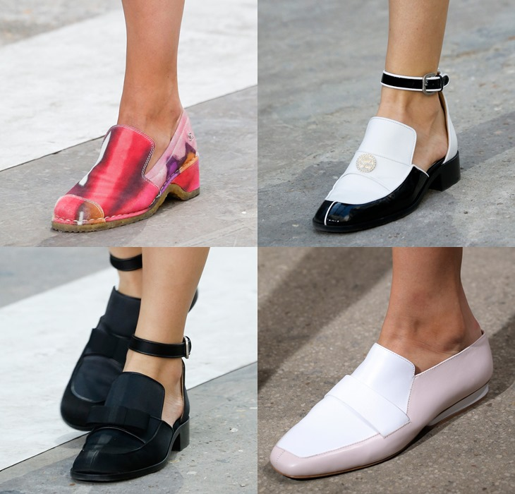 Women's loafers spring summer 2015