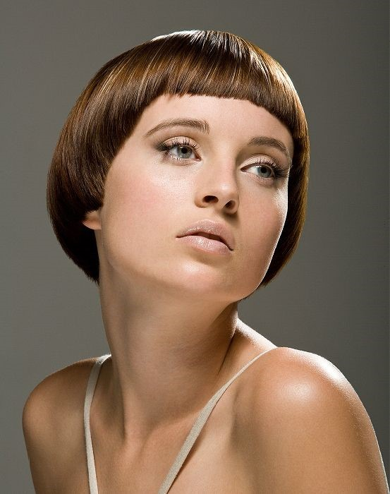Best short hairstyles for round face-6