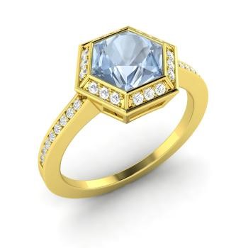 Diamondere  gold ring designs 2015