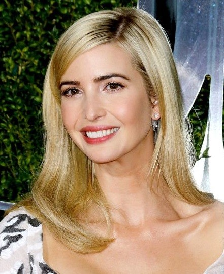 Best Long Haircuts 2015: Ivanka Trump