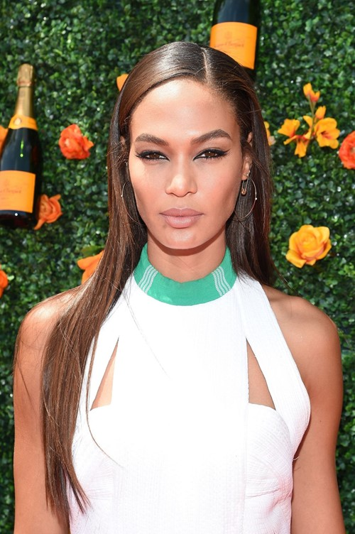 Best Long Haircuts 2015: Joan Smalls