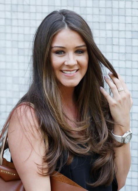 Best Long Haircuts 2015: Brooke Vincent