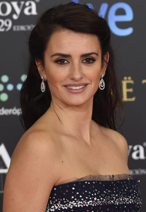 Long Hairstyles for Thick Hair 2015: Penelope Cruz