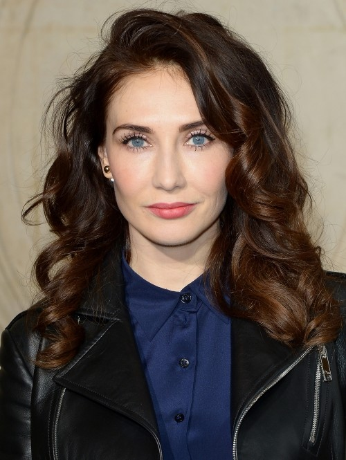 Long Hairstyles for Thick Hair 2015: Carice van Houten