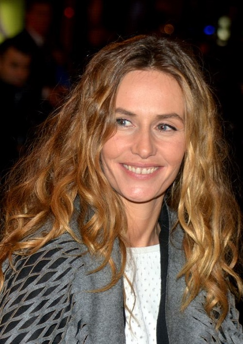 Long Wavy Hairstyles 2015: Cecile de France