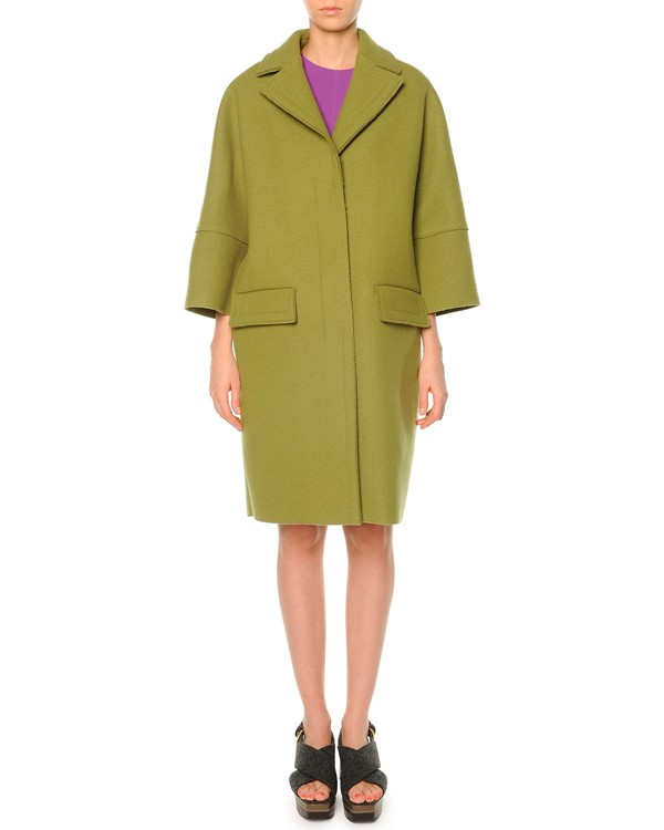 Marni oversized coat 2015