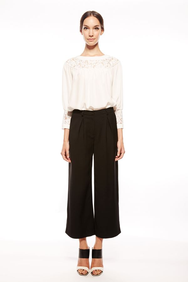 Rachel Zoe  Cropped Pants for Summer 2015