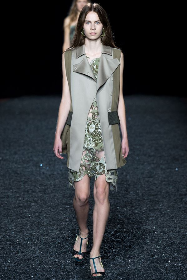 Mary Katrantzou Women's Vests Summer 2015