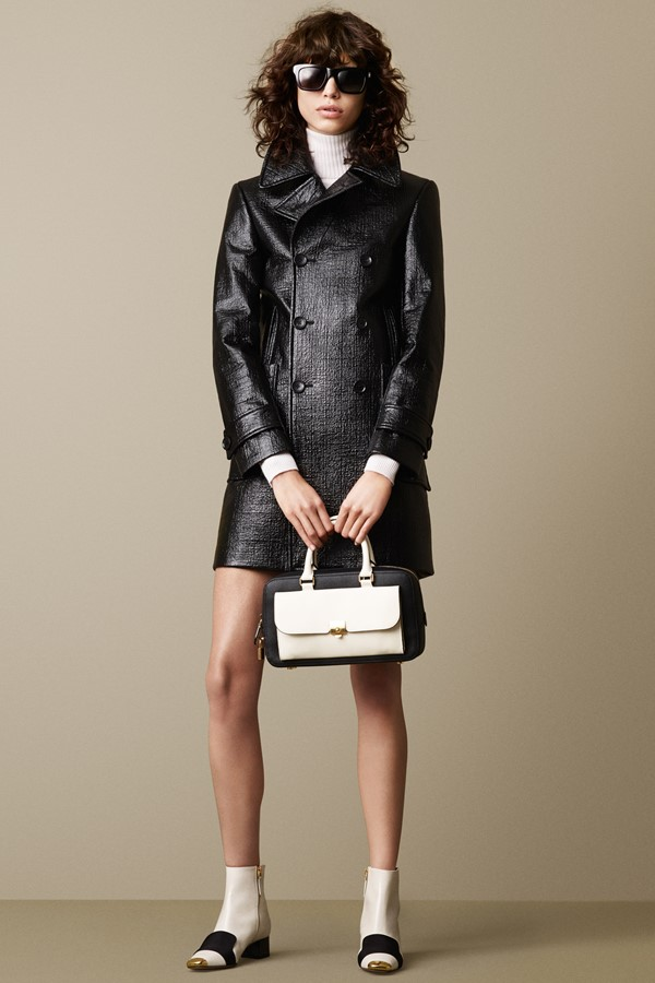 Bally Leather Сoats Fall-Winter 2015-2016