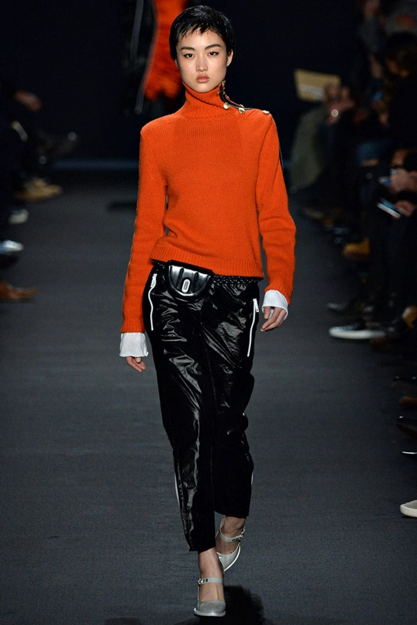 Rag & Bone Leather Pants Fall-Winter 2015-2016