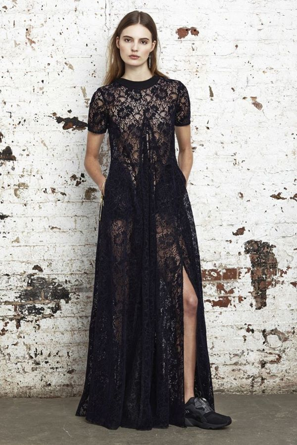 Lace Dresses Fall-Winter 2015-2016 Babyghost