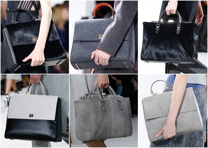Boss handbags fall-winter 2015-2016