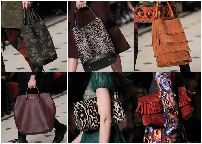 Burberry Prorsum handbags fall-winter 2015-2016