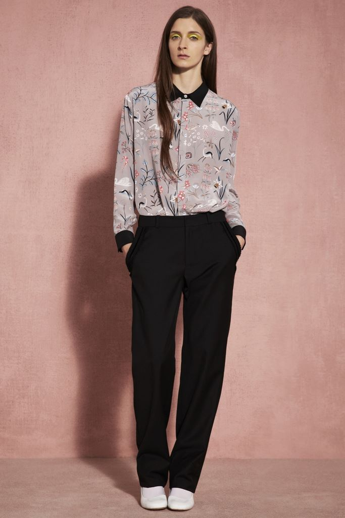 Women's Shirts and Blouses Fall-Winter 2015-2016 Emma Cook