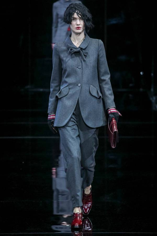 Women's Blazers Fall-Winter 2015-2016 Emporio Armani