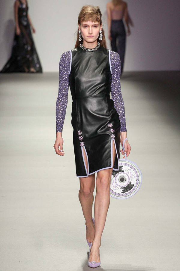 Bodycon Dresses Fall-Winter 2015-2016 Holly Fulton