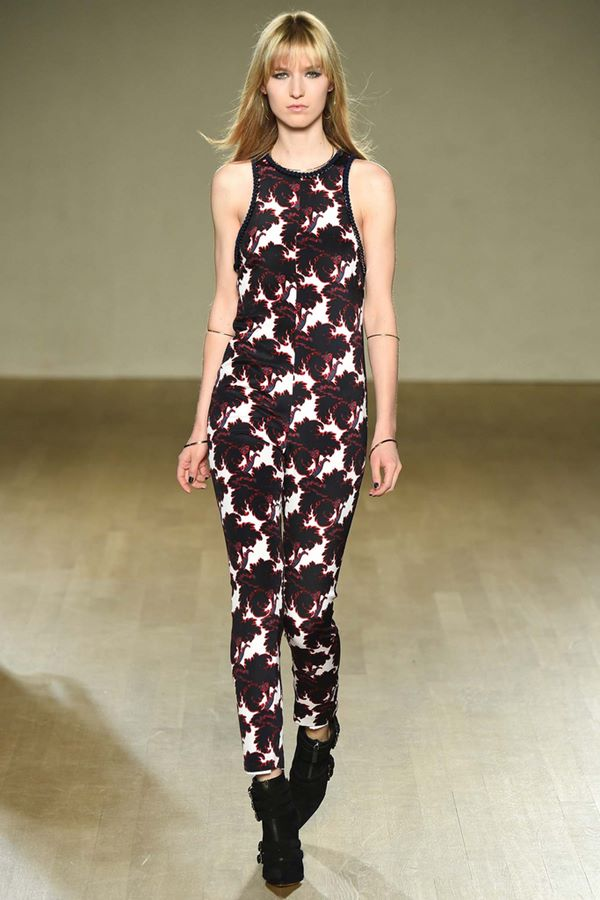 Jumpsuit Fashion Trends Fall-Winter 2015-2016 Issa