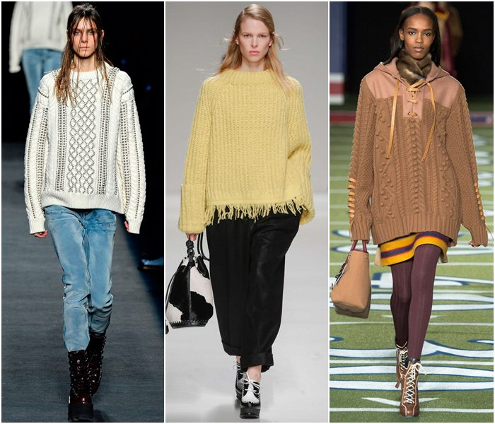 Knitted Sweaters for Women Fall-Winter 2015-2016 (17)