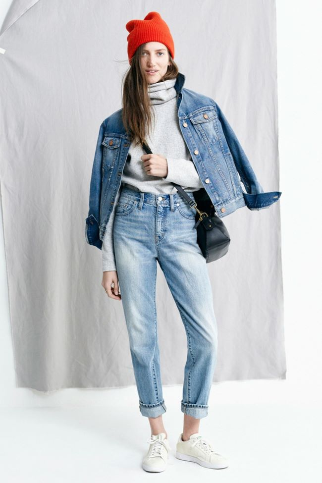 Jeans for Women Fall-Winter 2015-2016 Madewell