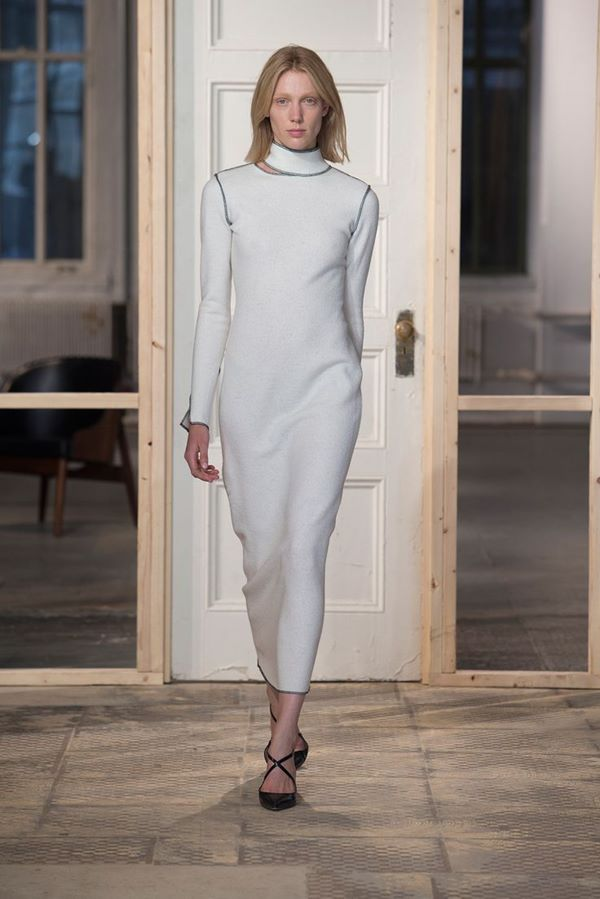 Knitted Dresses Fall-Winter 2015-2016 Protagonist