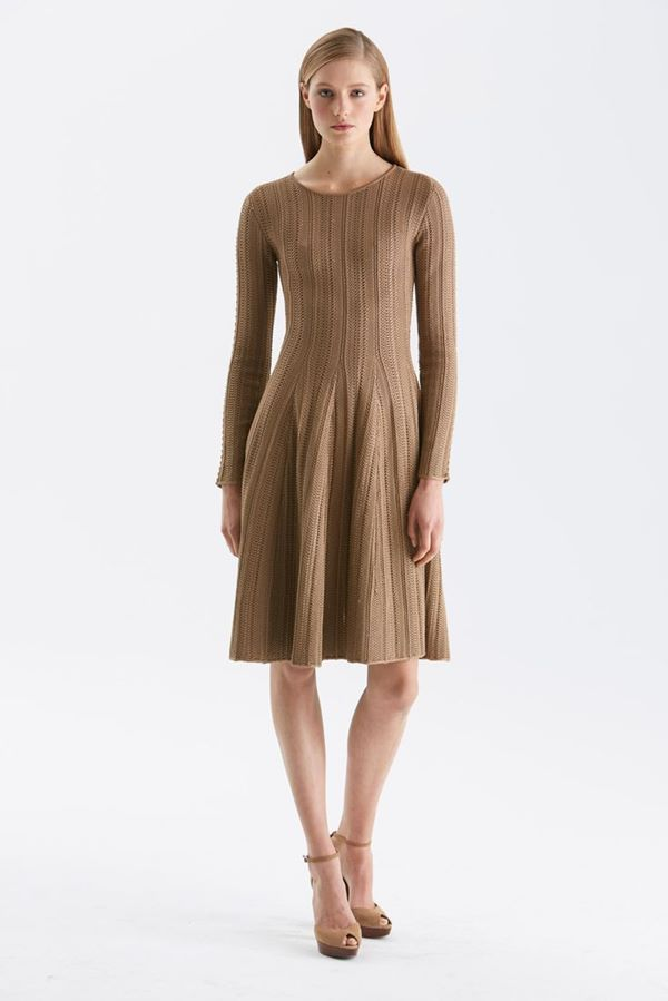Knitted Dresses Fall-Winter 2015-2016 Ralph Lauren