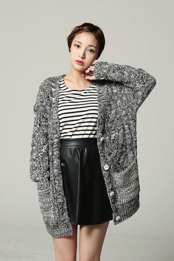 Knitted Cardigans for Women Fall-Winter 2015-2016 Sarah