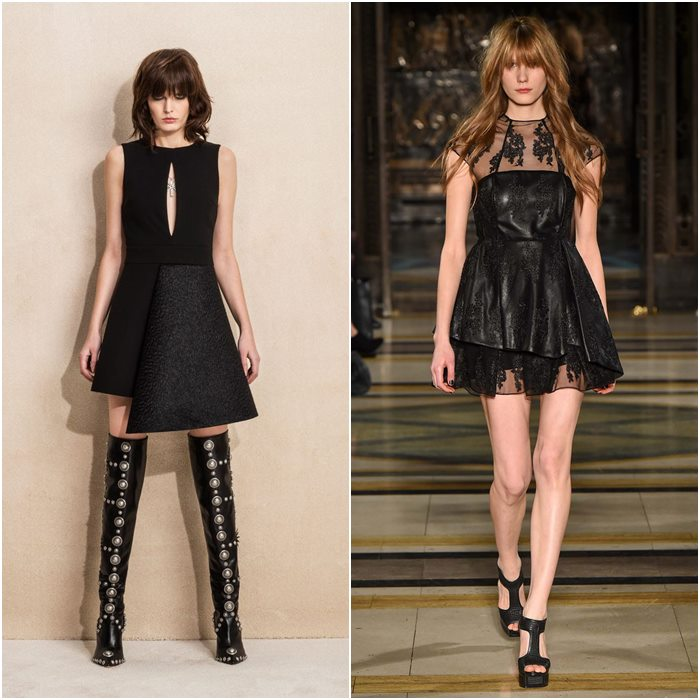 Short & Mini Dresses Fall-Winter 2015-2016 (10)
