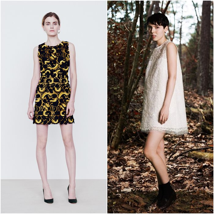 Short & Mini Dresses Fall-Winter 2015-2016 (21)