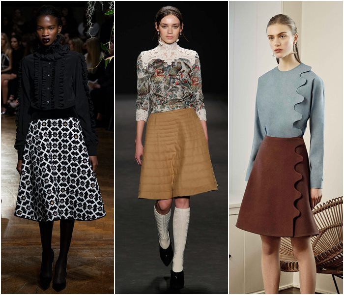 Skirt Fashion Trends Fall-Winter 2015-2016 (2)
