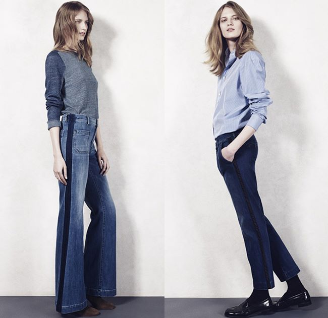 Jeans for Women Fall-Winter 2015-2016 The Seafarer
