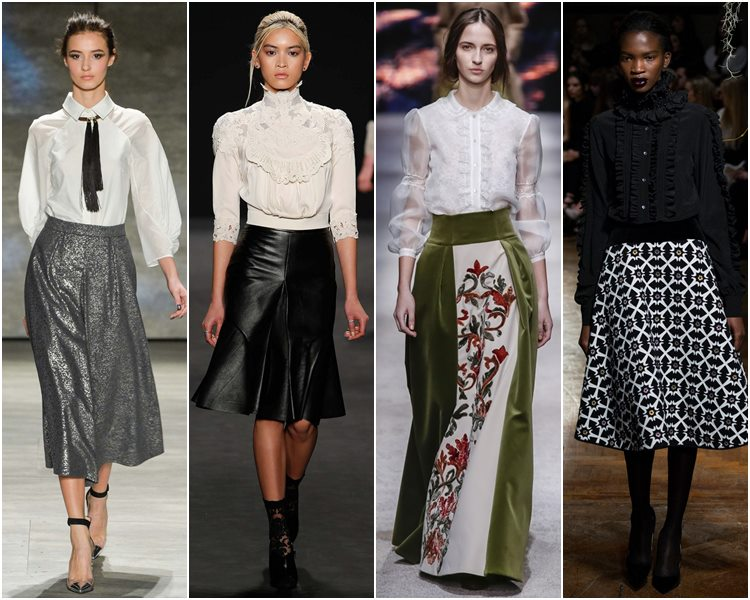 Women's Shirts and Blouses Fall-Winter 2015-2016 (5)