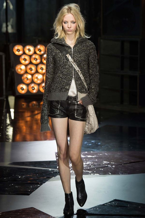 Knitted Cardigans for Women Fall-Winter 2015-2016 Zadig & Voltaire
