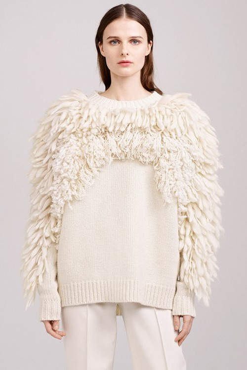 Oversized Sweaters Fall-Winter 2015-2016 Adam Lippes