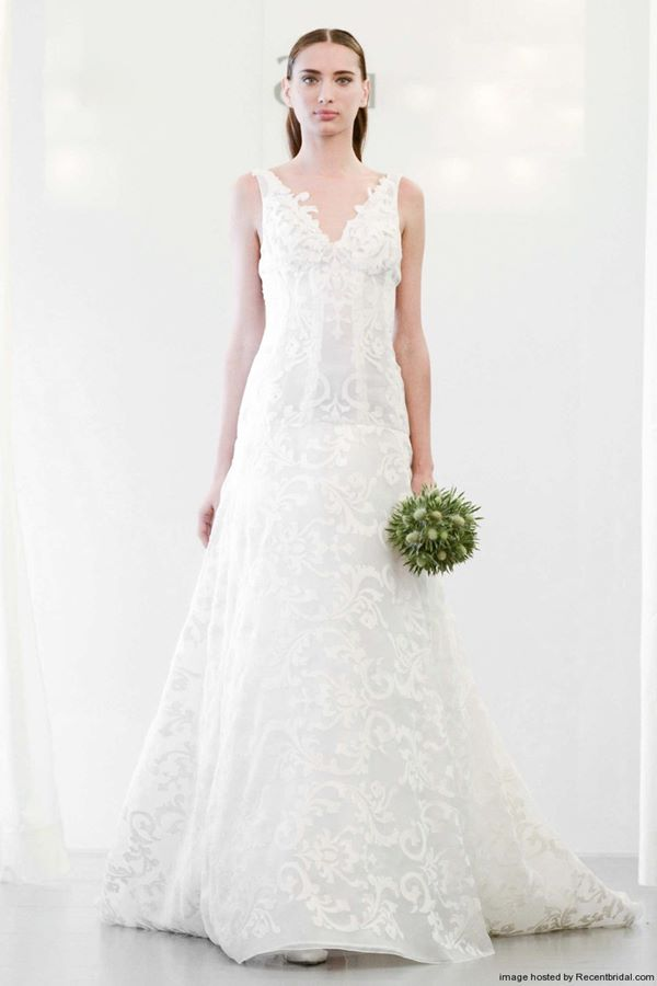 Lace Wedding Dresses 2015-2016 Angel Sanchez
