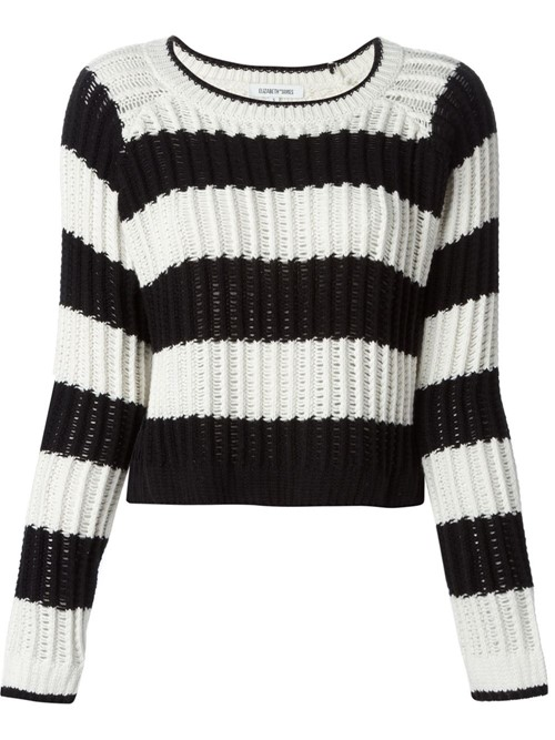 Striped Sweaters Fall-Winter 2015-2016 Elizabeth and James