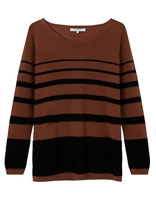 Striped Sweaters Fall-Winter 2015-2016 Gerard Darel