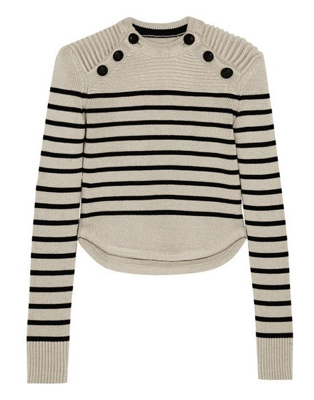 Striped Sweaters Fall-Winter 2015-2016 Isabel Marant
