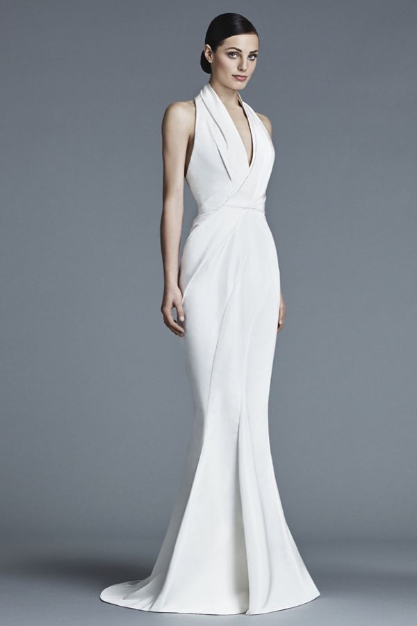 Mermaid Wedding Dresses 2015-2016 J. Mendel