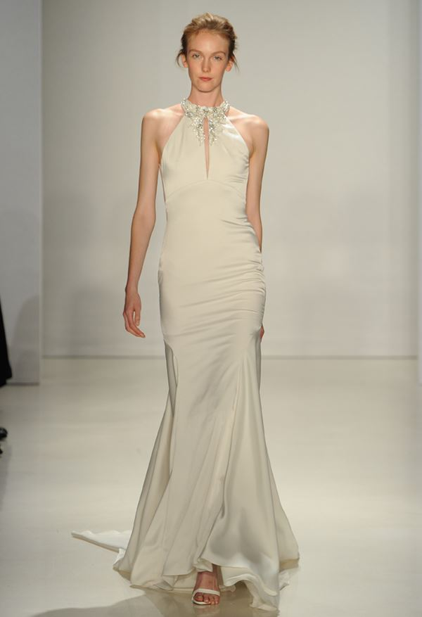 Silk Wedding Dresses 2015-2016 Kenneth Pool