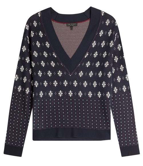 V-Neck Sweaters Fall-Winter 2015-2016 Rag&Bone